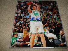 Boston Celtic's Brian Scalabrine Auotgraph 8x10 w/COA