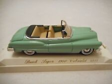 Solido 4511 Buick Super 1950 Cabriolet Green with box
