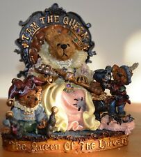 Boyds Bears & Friends ~I Am The Queen~ Elizabeth Rosencrantz Guilderstern ~ 1998