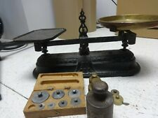 Vintage Cast Iron Scale
