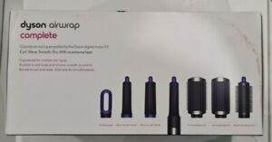 DYSON AIRWRAP COMPLETE HAIR STYLING WAND CURLING STRAIGHTENING DRYING HS01