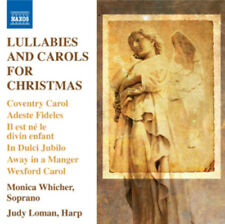 Monica Whicher : Lullabies and Carols for Christmas CD (2010) ***NEW***
