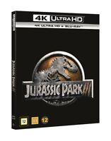 Jurassic Park 3 4K UHD + Blu Ray