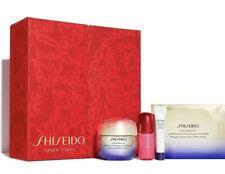 Shiseido Ginza Tokyo Uplifting Treasures Set Face Cream Cleansing Milk eye cream