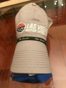 Las Vegas Motor Speedway Baseball Cap + Shirt Combination, 2XL