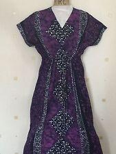 Full Length Handmade Short Sleeve Dresses for Women