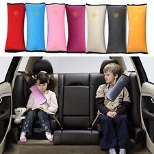 Kinder Weich Auto Sicherheitsgurt Kissen Strap Schulterpolster Kopfstütze Gurt