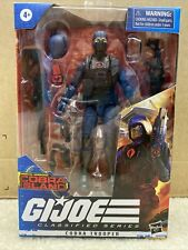 Hasbro GI Joe Classified Cobra Island Target Exclusive Cobra Trooper Damaged Box