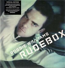 ROBBIE WILLIAMS  RUDEBOX  SPECIAL EDITION with BONUS DVD ~