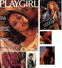 PLAYGIRL 3-78 MARCH 1978 HAIRY HUNKS PETER FRAMPTON DISCO LARRY FLYNT CW MUNDY