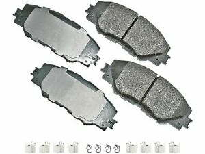 For 2011-2016 Scion tC Brake Pad Set Front Akebono 71351TY 2012 2013 2014 2015