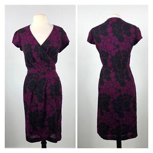 HOBBS London 100% Wool Dress. Size 14