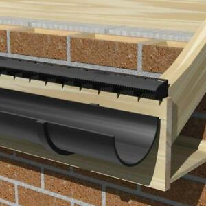10mm Over Fascia Vent - Continues Eaves Ventilation For Roof Airflow