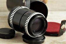 SONNAR 3,5/135 CARL ZEISS JENA DDR #9388631 German Lens Vintage