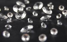 1000 Diamond Confetti Table Crystal Decoration Wedding Party Sparkly Gems Decor
