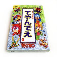 SAMURAI PIZZA CATS Kyatto Ninden Empty box replacement spare case Famicom Ninja