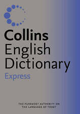 Collins Express English Dictionary, Not Known , Acceptable, FAST Delivery