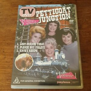 Petticoat Junction Vol One DVD R4 Like New! FREE POST
