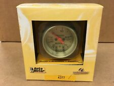 """(CLOSEOUT) AUTOMETER ULTRA-LITE 2-1/16"""" TURBO BOOST GAUGE - ELECTRICAL 30PSI"""