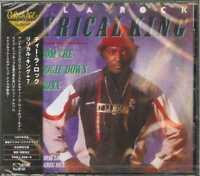 T LA ROCK-LYRICAL KING (FROM THE BOOGIE DOWN...-JAPAN CD BONUS TRACK Ltd/Ed C94