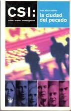 CSI: La ciudad del pecado - Max Allan Collins