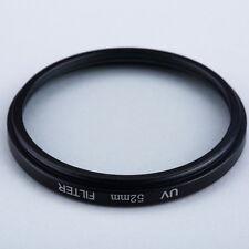 52mm Haze UV Filter Lens 52mm Lens Protector For DSLR/SLR/DC/DV Camera Lens OA