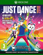 Just Dance 2018 (Xbox One) NUOVO E SIGILLATO - in stock - SPEDIZIONE RAPIDA -