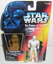 Star Wars POTF2 Red Card Foil Stormtrooper