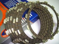 SET 7 DISCOS DE EMBRAGUE RECORTADO 12118 CAGIVA650Raptor2003 2004 2005 2006