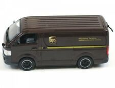 Toyota Hiace 2007 UPS UK Delivery Van 1 43 J-collection Jc125
