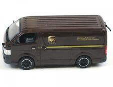 TOYOTA Hiace Van 2007 - UPS HK Delivery Van 1:43