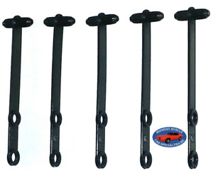 NOSR Ford Lincoln Mercury Factory Correct Wiring Harness Loom Tie Straps 5pcs B