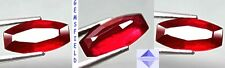 VS !!! 4.23cts RUBIS de MADAGASCAR RUBY - sang de pigeon blood - poli AAA++
