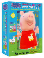Peppa Pig - The Golden Boots (Giftset + Limite New DVD