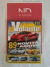 AL VOLANTE SETTEMBRE 2012 - FIAT 500L 1.3 16V MULTIJET HONDA CIVIC 1.3 SPORT