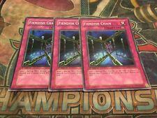 Yu-Gi-Oh Fiendish Chain ABPF-EN064! Super Rare! 1st!! X3!!
