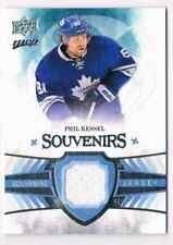2014-15 MVP PHIL KESSEL JERSEY 1 COLOR TORONTO MAPLE LEAFS #SJ-PK GROUP B