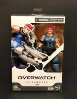Hasbro~Overwatch Ultimates Zarya 6 Inch Action Figure + Accessories~New In Box