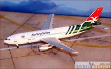Rare Diecast Airbus A300B4-203 Air Seychelles 1980 F-BVGM AeroClassics 1:400
