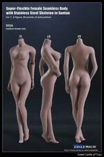 1/6 TBLeague Female Seamless Body Suntan Mid Bust S02A w/Steel Skeleton Phicen