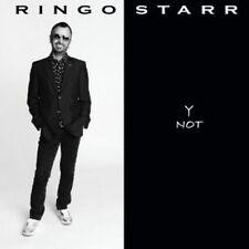 Ringo Starr - Y Not (NEW CD)