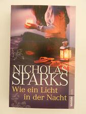 Nicholas Sparks Wie ein Licht in der Nacht Weltbild Liebesroman