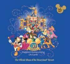 Official Album of the Disneyland Resort: Happiest Homecoming 2-Disc Set MUSIC CD