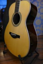 More details for yamaha ls16 a.r.e. all solid electro-acoustic guitar vgc full set-up w fort case