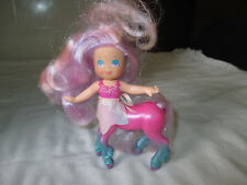 vintage 1986 my little pony sea wees clover the centaur pony doll kenner apron