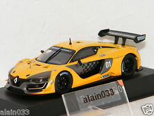 RENAULT R.S.01 2015 Official Yellow Prestation Version NOREV 1/43 Ref 517690