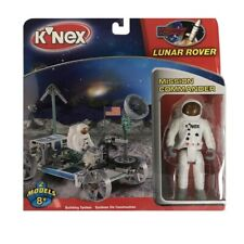 K'Nex Missions In Space: Lunar Rover Mission Commander Building System Toy