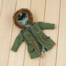 "[wamami] Army Green 12"" Neo Blythe Takara Doll Winter Loose Coat Dress/Clothes"