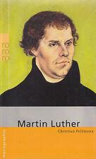 ro- 706 FELDMANN : MARTIN LUTHER  rowohlts monographien
