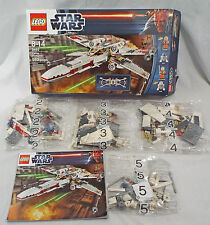 LEGO Star Wars X-Wing Starfighter (9493) No Bag #1 or Mini Figs Replacement